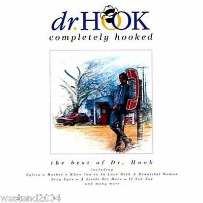 Dr Hook - Completely Hooked - NEW CD Album - Very Best Of / 20 Greatest Hits