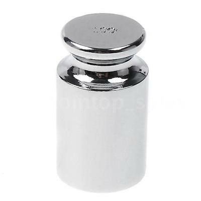 100g Chrome Stainless Steel Calibration Weight for Digital Scale Balance G9N8