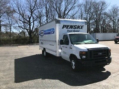 Penske Used Trucks - unit # 9170039 - 2015 Ford E350