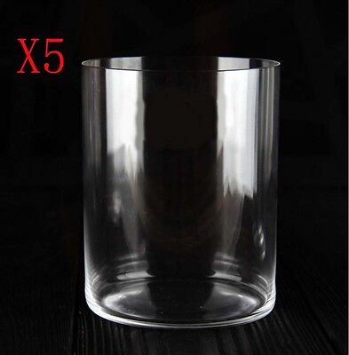 New 5X Capacity 430ML Height 100MM Transparent Whisky Wine Glass/Glassware %