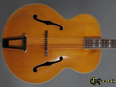 1941 Gibson L7 Archtop - Blonde Flame Maple - Beauty!!