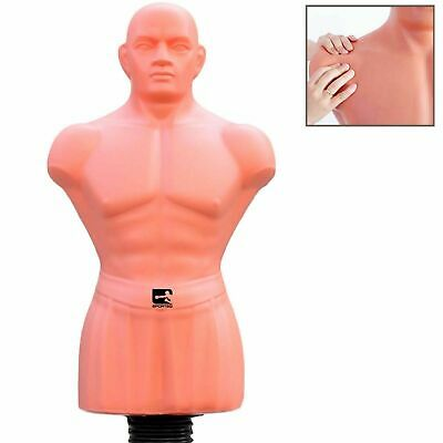 SPORTEQ Free Standing Boxing Punch bag Bob Dummy / Wall Mounted Torso Strike Pad
