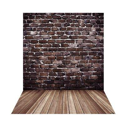 Andoer 1.5*2m Big Photography Background Backdrop Classic Fashion Wood D1M8