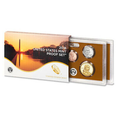 2018 US Mint Proof Set (18RG)