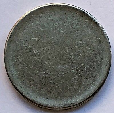 Mexico 20 Pesos 1980-84   -  Blank Planchet But With Edge Lettering ! Unique !