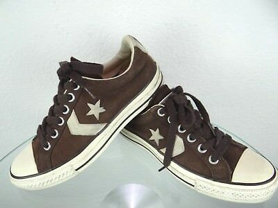 Vintage Converse All Star (One Star) Shoes Suede Leather Womens Size 7