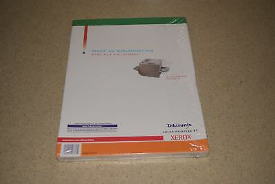 ^^ Tektronix Phaser 790 Transparency Film A-Size, 8.5X11, 50 Sheets - New (Dd)