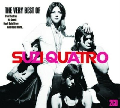 Suzi Quatro The Very Best Of CD New (2 Discs)