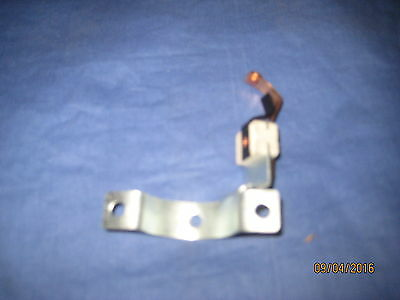 Mg  Mgb Roadster Or Gt Midget Indicator Switch Horn Contact Clip 1972-1974 Eb63