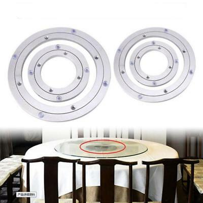 Heavy Duty Round Rotating Turntable Bearing Lazy Susan Smooth Swivel Plate