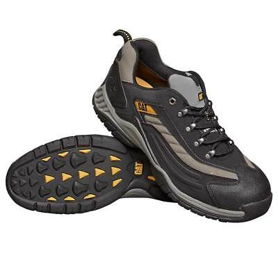 Caterpillar Moore Safety Trainers Shoes Size 10 Heat Resistant - CAT MooreSize10