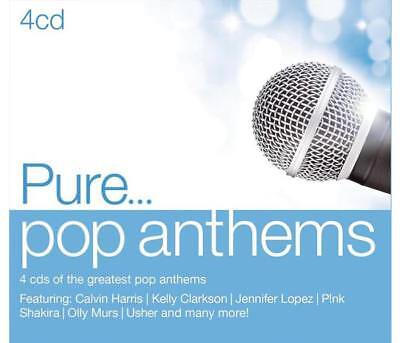 Musica SONY MUSIC - VARIOUS - PURE... POP ANTHEMS   - VARIOUS 68 tracce