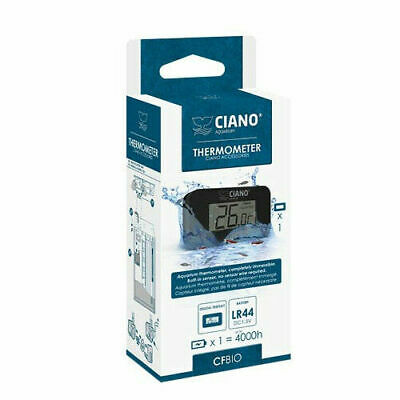 Ciano Digital Aquarium Submersible Thermometer with Sensor fits CFBIO Filters