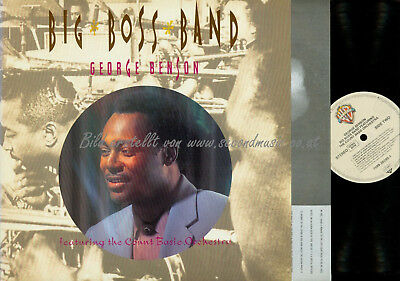 LP-George Benson ‎– Big Boss Band