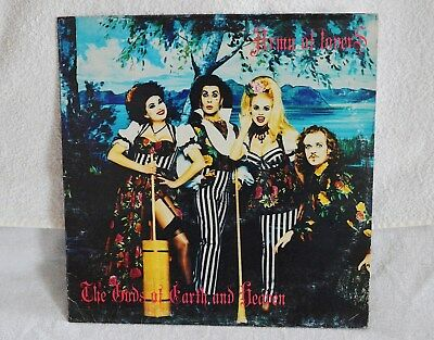Army of Lovers - The Goods of Earth and Heaven. Polydor..Greece. Sehr Gut++
