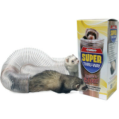 Marshall Pet Products Super Thru-Way Excellent Interactive Toy 15Feet Expandable
