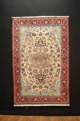 isfahan   iran  Teppich   ORIANTALISCH  165x110cm TAPPETO tapis