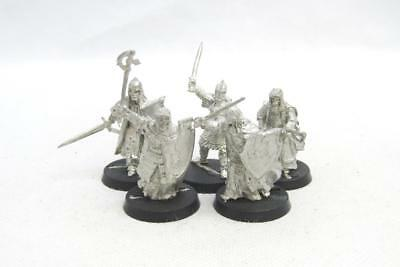 Lord Of The Rings Hobbit Warriors Of The Dead Regiment Metal (w2395)