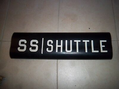 R3 2 Sign >> Nyc Bmt Subway Sign Ss Shuttle Ny R32 1965 Vellum Urban