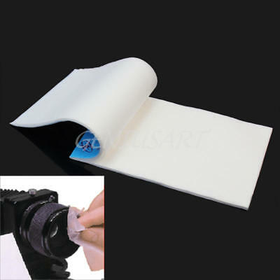 100 Sheets Digital Camera Lens Cleaning Tissues Booklet Microscope Paper-Cleaner