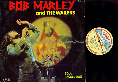LP- Bob Marley And The Wailers – Soul Revolution
