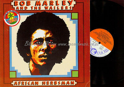 LP- Bob Marley And The Wailers ‎– African Herbsman