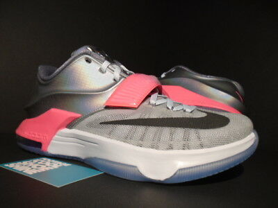 huge discount 90868 b69df Nike Kevin Durant Kd Vii 7 As All-Star Pure Platinum Pink Purple Black New