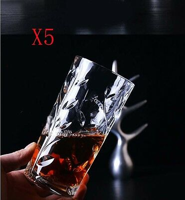 New 5X Capacity 240ML Height 119MM Self-Designed Cocktail Wine Glass/Glassware %