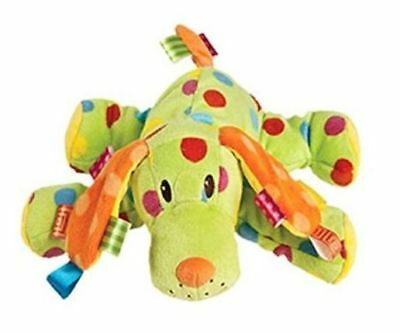Mary Meyer Taggies Plush Colors Spotty Dog #22297