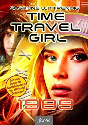 Buch Time Travel Girl von Susanne Wittpennig
