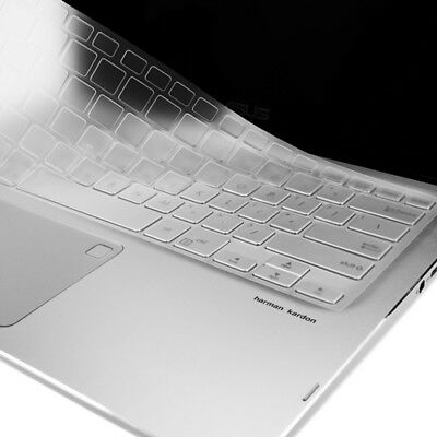 Ultra Thin Invisible TPU Keyboard Cover for Asus Laptop S4100 / S4100U / S4100UQ