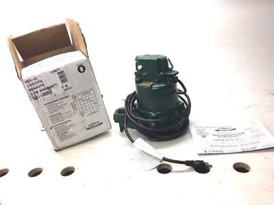 Zoeller N53 - 1/3 HP Cast Iron Submersible Sump Pump (Non-Automatic)
