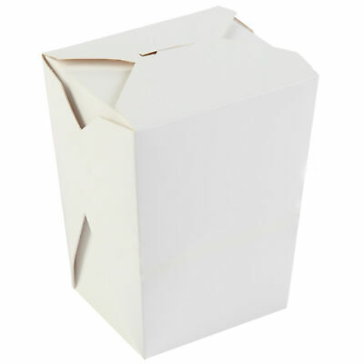 Kraft Noodle Boxes 16oz / 500ml - Sleeve of 50 - Takeaway Containers