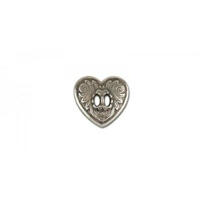 Slotted Concho Heart