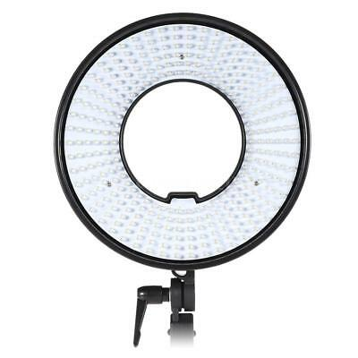 Video Fotografie Studio Ring Lampe Licht Panel 300 LEDs CRI 95 + 5500 K S3Q9