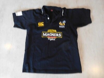 Canterbury - Wasps Rugby Shirt - Size M