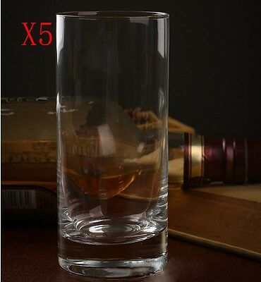 New 5X Capacity 330ML Height 156MM Classical Beer Wine Glass/Glassware %