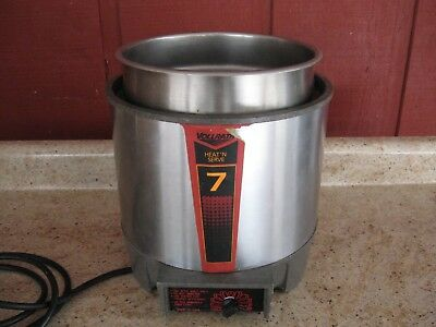Vollrath Heat N Serve 7 Food Warmer