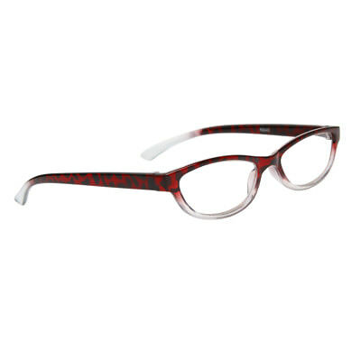 9e6b8201d67f Reading Glasses +2.25 New Fashion Designer Readers Women Red Clear R45225