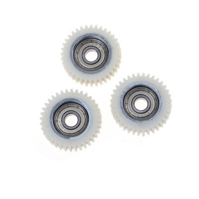 3pcs Lot Diameter:38mm 36Teeths- Thickness:12mm Electric vehicle nylon gear M&O