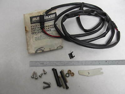 62351A9 62351A10 Quicksilver Mercury Mariner Battery Charging Kit NOS