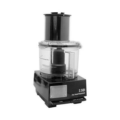 Waring - WFP11S - Food Processor with 2.5 Qt Batch Bowl