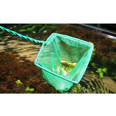 Long Handle Aquarium Fish Net Tropical Cold Water Marine Tank Netting Scoop PICK