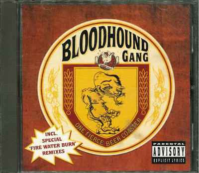 "BLOODHOUND GANG ""One Fierce Beer Coaster"" CD-Album"