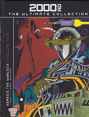 2000AD Ultimate Collection # 9 Nemesis the Warlock Vol 2