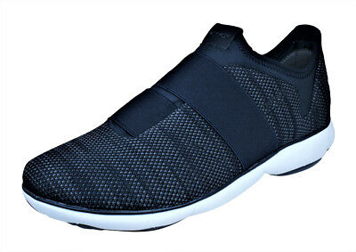 8d47dff870 Mens Geox Sneakers U Nebula G Knitted Slip On Casual Shoes - Navy - See  Sizes