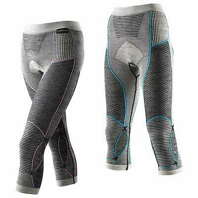 X-Bionic Lady Apani Merino Pants Medium Funktionshose Damen Wolle Unterwäsche