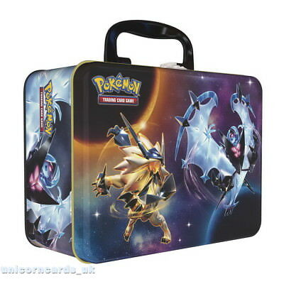 Pokemon TCG: Spring 2018 Collector Chest :: Necrozma :: Brand New And Sealed!