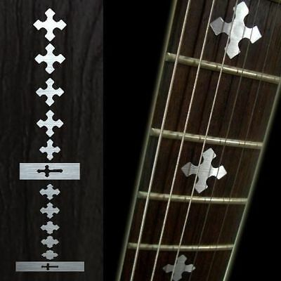 Jockomo Fretboard / Griffbrett Inlays, Decals Mark-Cross, Made Japan