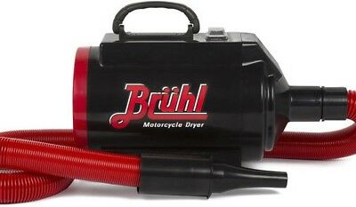 BRUHL MD1400 Turbine Motorcycle Power Dryer Motorbike Motocross MX Car Boat Quad